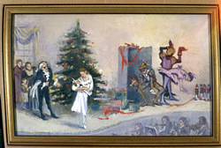 The Day Before Christmas